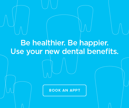 Be Heathier, Be Happier. Use your new dental benefits. - Santa Anita Dental Group