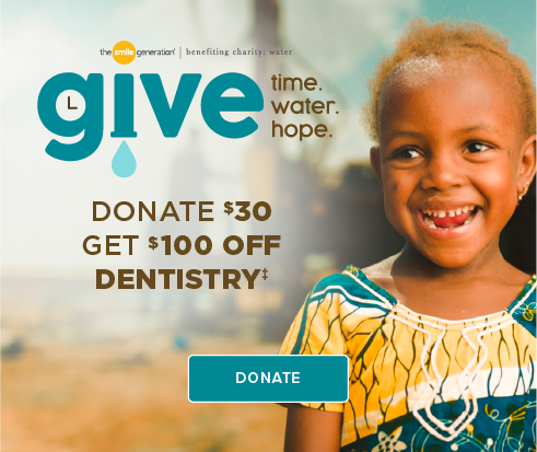 Donate $30, Get $100 Off Dentistry - Santa Anita Dental Group